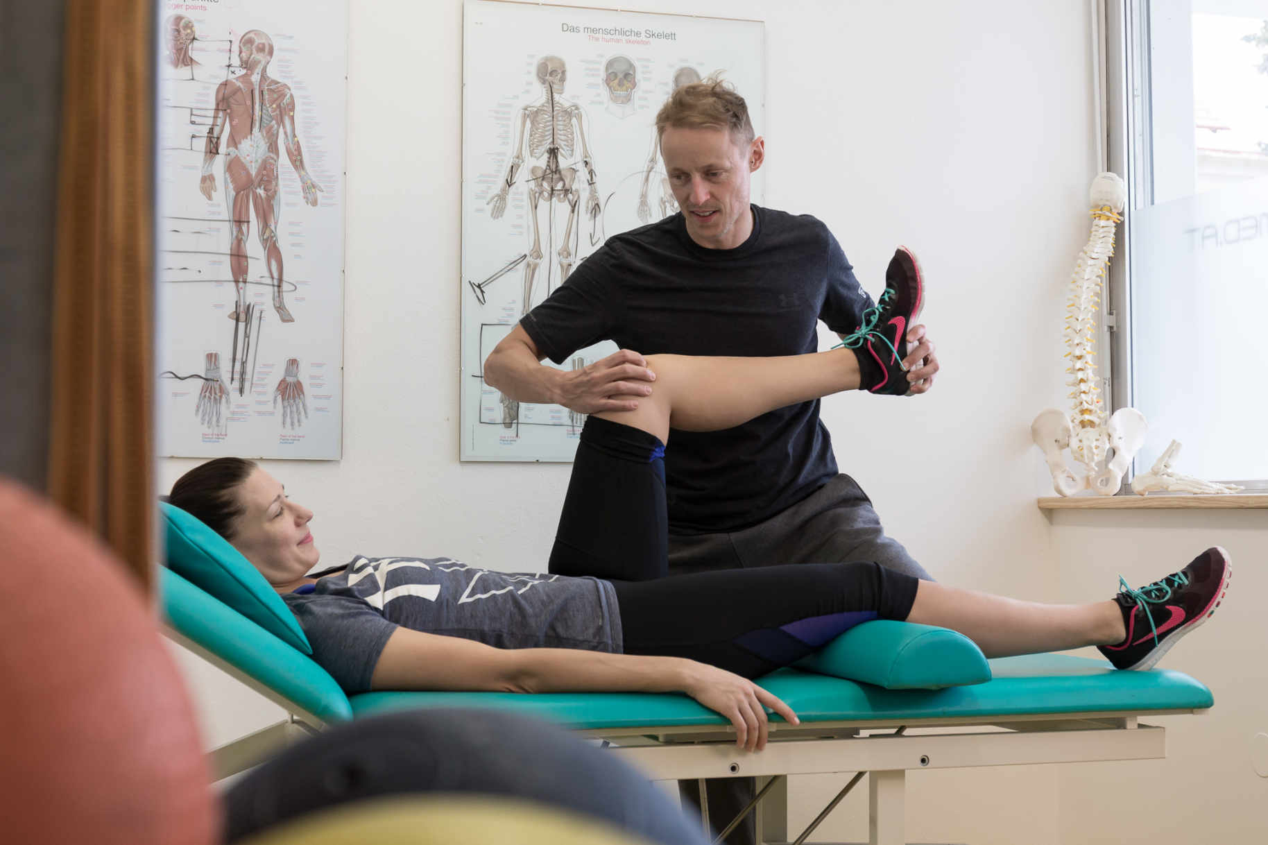 Physiotherapie Graz Andreas Daxberger
