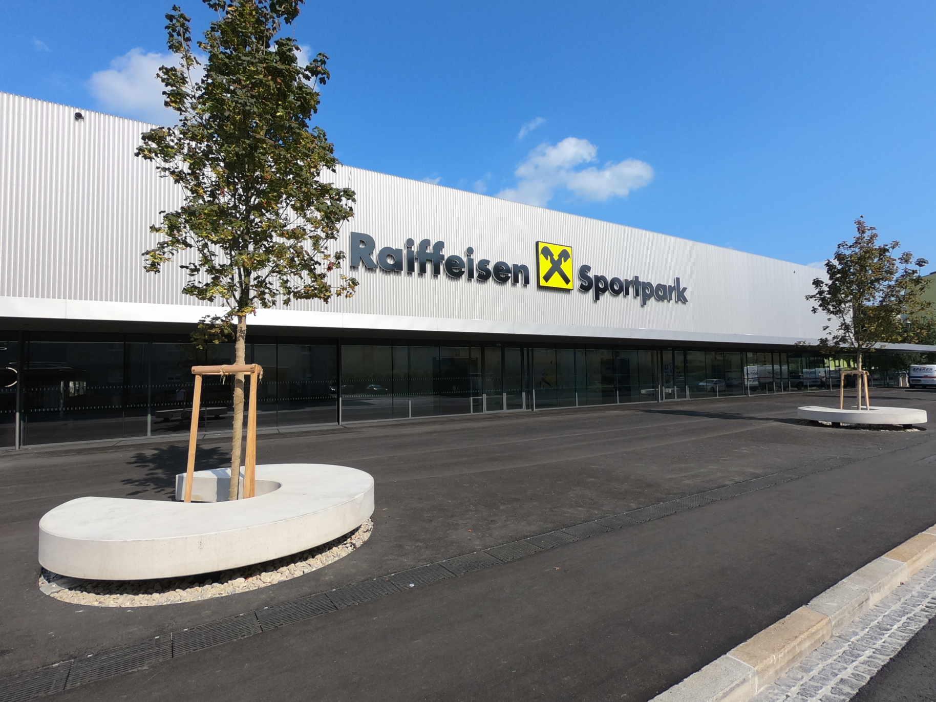 Raiffeisen Sportpark Athletik